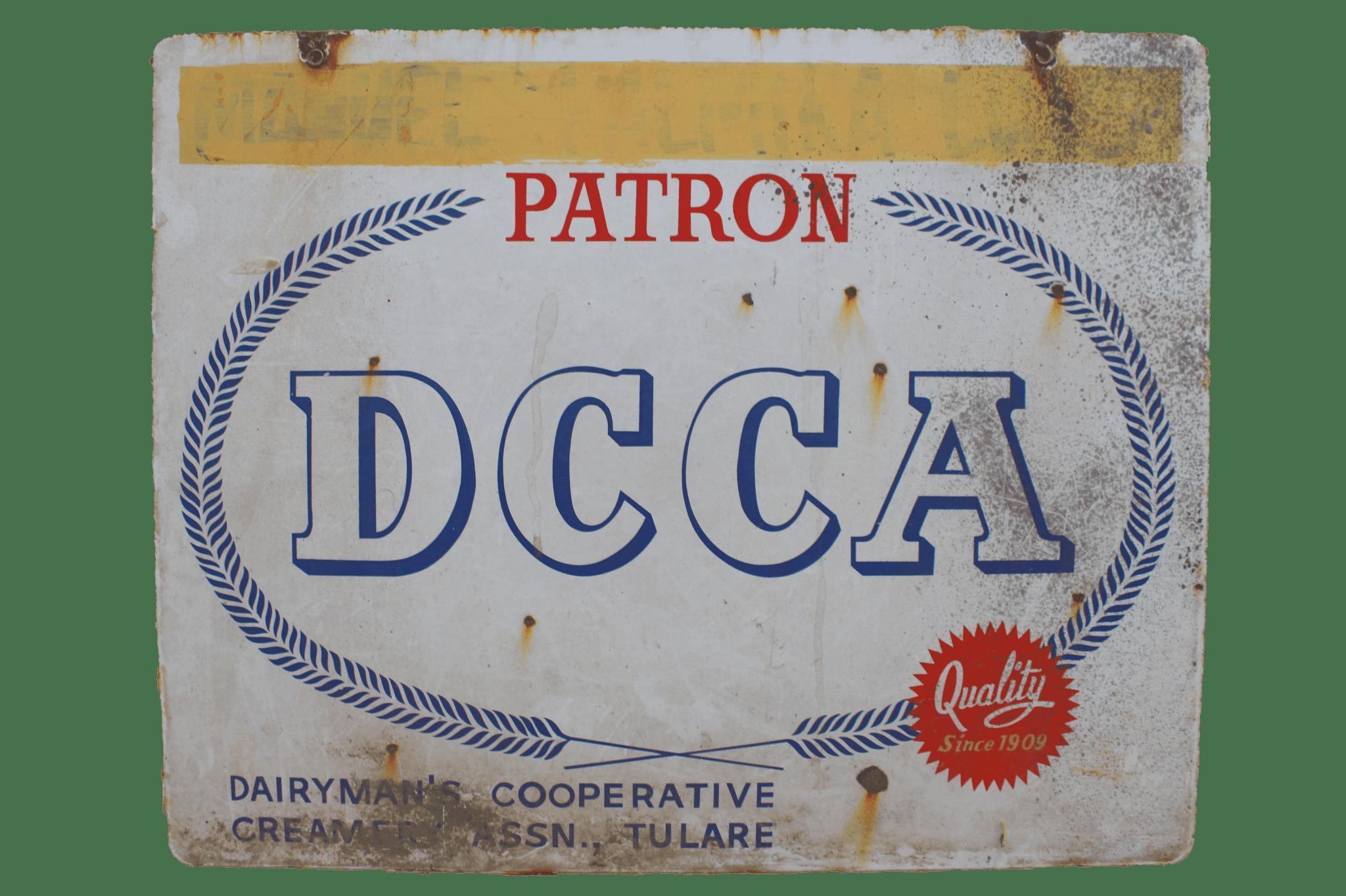 Craig Hartman's grandfather's DCCA Patron recognition